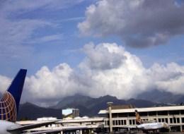 coche alquiler Aeropuerto de Honolulu