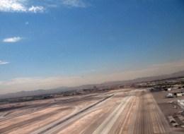 coche alquiler Aeropuerto de Las Vegas