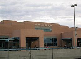 coche alquiler Aeropuerto de Albuquerque