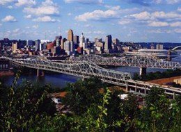 coche alquiler Cincinnati