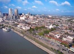 coche alquiler Nueva Orleans